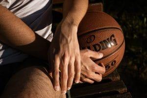 jarred finger, basketball